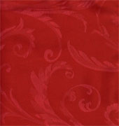 Angelina Damask  Red