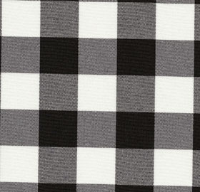 Checkerboard Black