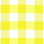 Checkerboard II  Lemon