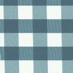 Checkerboard II  Teal