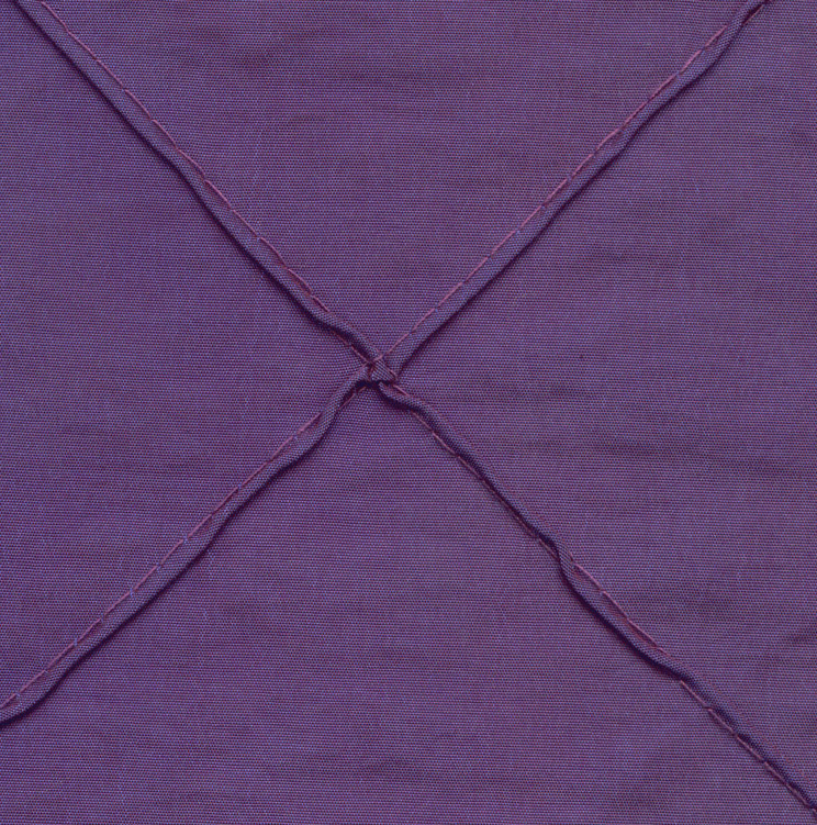 Cross-Tuck  Antique Violet