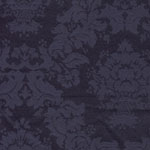Evelyn Damask  Navy