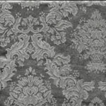 Evelyn Damask  Pewter
