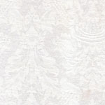 New Orleans Damask  Saxony-White