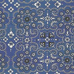 Prints  Rodeo-Blue