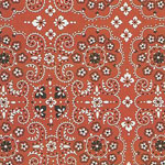 Prints  Rodeo-Red